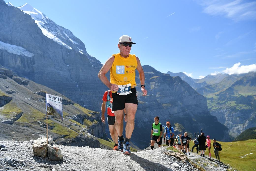Marathon de la Jungfrau 2018