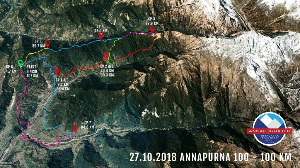 Annapurna 100